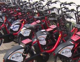 Dịch vụ cho thuê xe đạp nở rộ ở Nhật Bản