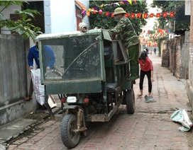 Hi hữu - Chuyện cả làng vui hát mỗi khi đi... đổ rác!
