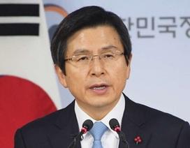 """Chính trường Hàn Quốc chưa """"lặng sóng"""""""