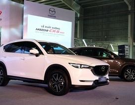 """Xe """"nội"""" giảm giá, thị trường ô tô trong nước nhúc nhích tăng"""
