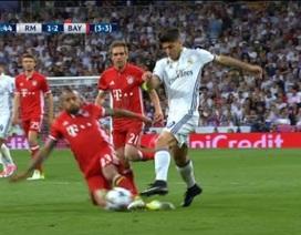 Báo chí quốc tế gọi chiến thắng của Real trước Bayern Munich là… vụ bê bối