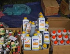 Việt Nam tăng nhập thuốc sâu từ Trung Quốc