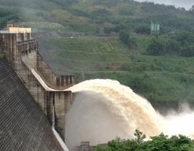Thực hư thông tin vỡ đập thủy điện sông Tranh