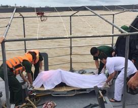 9 người chết và mất tích sau bão số 2