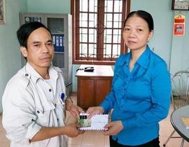 Nhân viên y tế trả lại 5 triệu đồng bệnh nhân để quên trong túi áo