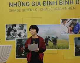 Phụ nữ Việt Nam gánh tới 12/14 'việc không tên'