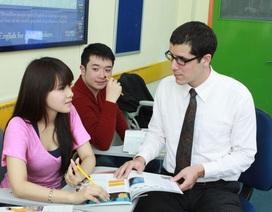Dự thảo chương trình giáo dục phổ thông: Cần tăng tiết học môn tiếng Anh