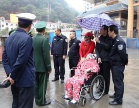 Nữ quái bị bắt sau 10 năm trốn truy nã ở Trung Qốc