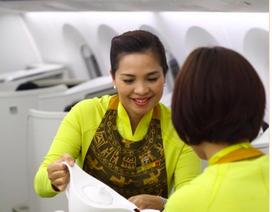 Gặp nữ tiếp viên 22 năm theo cánh bay hàng không quốc gia