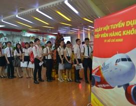 Sắp tuyển dụng tiếp viên hàng không trên toàn quốc