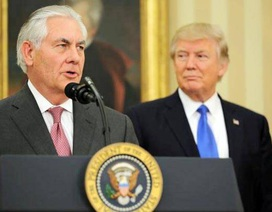 Ông trùm dầu khí nhận lời làm ngoại trưởng Mỹ vì vợ thuyết phục