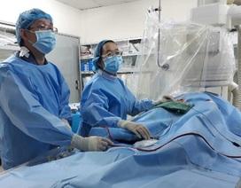 Suýt tử vong vì không đi khám khi hồi hộp, trống ngực, hoa mắt