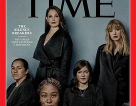 """Bất ngờ """"Nhân vật của năm"""" do Time bình chọn: Người phá vỡ im lặng"""