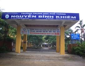 Quảng Ngãi: Giải thể trường tư thục Nguyễn Bỉnh Khiêm vì không tuyển được học sinh