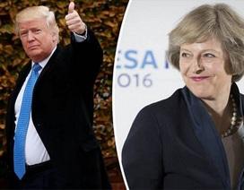"""Chuyến thăm """"xông đất"""" chính quyền Mỹ mới của Thủ tướng Anh"""