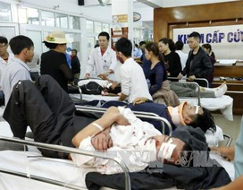 Mùng 4 Tết, 23 người chết, 55 người bị thương vì tai nạn giao thông