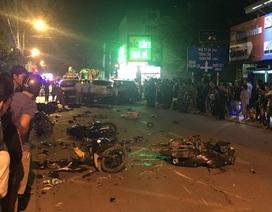 Tai nạn kinh hoàng ở TPHCM: Yêu cầu kiểm tra việc cấp bằng lái