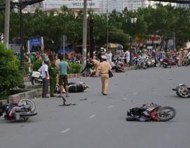 29 người chết vì tai nạn giao thông ngày đầu nghỉ Tết Dương lịch