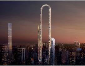 Tòa nhà chọc trời độc nhất vô nhị hình chữ U ở New York