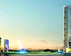 """""""Siêu dự án"""" Tháp Dầu khí 102 tầng được thay bằng công trình 44 tầng"""