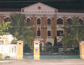 Tạm giam kế toán TAND tỉnh Phú Yên vì tham ô tiền tỷ