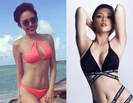 Loạt ảnh nóng bỏng cùng bikini của Tóc Tiên