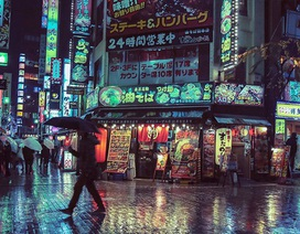 """Thói quen """"trả lại của rơi"""" và sự nổi tiếng của người Tokyo"""