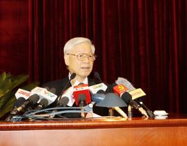 Trung ương đánh giá ưu khuyết điểm của Bộ Chính trị, Ban Bí thư