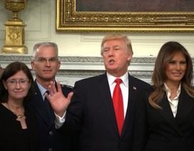 """Dân tình phát sốt vì bình luận """"khoảng lặng trước bão""""của ông Trump"""