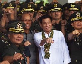 Tổng thống Philippines muốn quân đội tham gia cuộc chiến chống ma túy