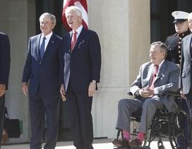 5 cựu Tổng thống Mỹ kêu gọi cứu trợ sau siêu bão lịch sử