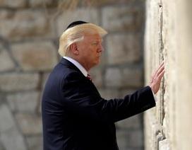 Tổng thống Trump đã thay đổi Trung Đông thế nào sau một năm nhậm chức?