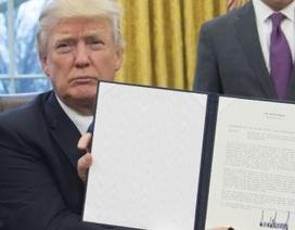 Tổng thống Trump làm nên điều hiếm thấy ở chính trường Mỹ