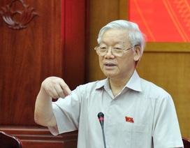 Tổng Bí thư sẽ dự phiên họp Chính phủ tháng 12