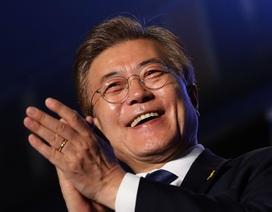 """Kỳ """"trăng mật"""" của tân Tổng thống Hàn Quốc"""