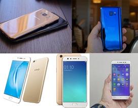 Loạt smartphone mới sắp lên kệ tại Việt Nam trong tháng 5/2017
