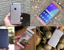 Những mẫu smartphone bán chạy nhất 6 tháng đầu năm