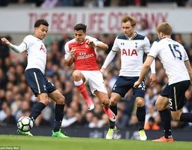 """Tottenham chấm dứt 22 năm """"sống dưới cái bóng"""" của Arsenal"""
