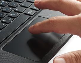 """Cách xử lý khi TouchPad trên máy tính bạn đột ngột """"đơ"""""""
