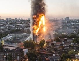 Cháy chung cư London - thảm họa đã được báo trước