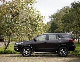Nhập khẩu ô tô rơi xuống đáy, xe nhập từ Thái Lan rẻ hơn từ Ấn Độ