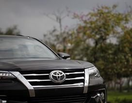 Toyota Fortuner mới - Sự đổi thay của tư duy sản phẩm
