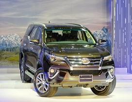 Toyota Fortuner thay đổi lớn, Honda nâng cấp Wave α