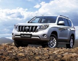 Toyota ra mắt Land Cruiser Prado mới, khởi điểm từ 2,26 tỉ đồng
