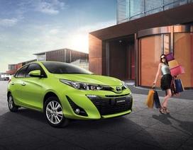 Toyota Yaris 2018 có mặt tại Thái Lan, sẵn sàng về Việt Nam