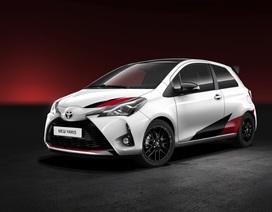 Toyota Yaris có phiên bản dùng động cơ 1.8L tăng áp