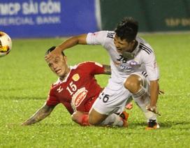Đội bóng của Công Vinh bị SHB Đà Nẵng cầm hòa trên sân nhà