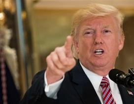 """Tổng thống Trump cảnh báo phương án quân sự """"tàn phá"""" Triều Tiên"""