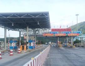 Trạm BOT Bắc Hải Vân phải giảm hơn 11 năm thu phí
