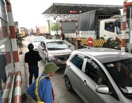 Chưa chốt lượng phương tiện được miễn phí qua trạm BOT Bến Thủy